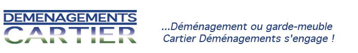 Cartier Déménagement